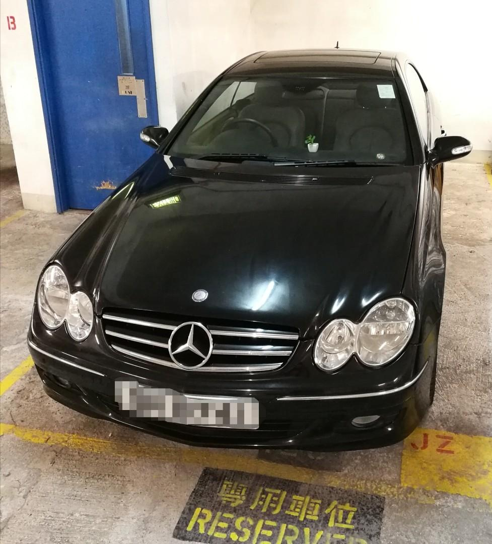 Mercedes-Benz CLK200 Avantgrade Kompressor Auto