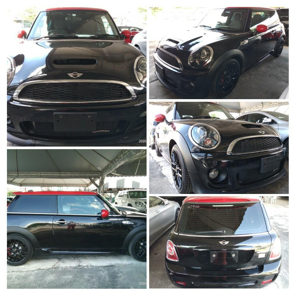 MINI Cooper S 1.6Turbo JCW 2Door YEAR~2014✔From~Japan ✔ on the road price RM128,888.88 1year warranty☺👍👍👍HP0122367272SENGSENG☺🙏