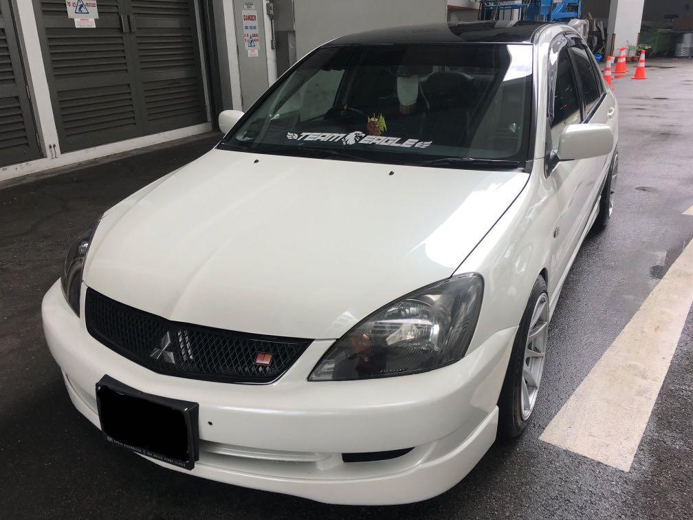 Mitsubishi Lancer 1.6 GLX Sports (M)