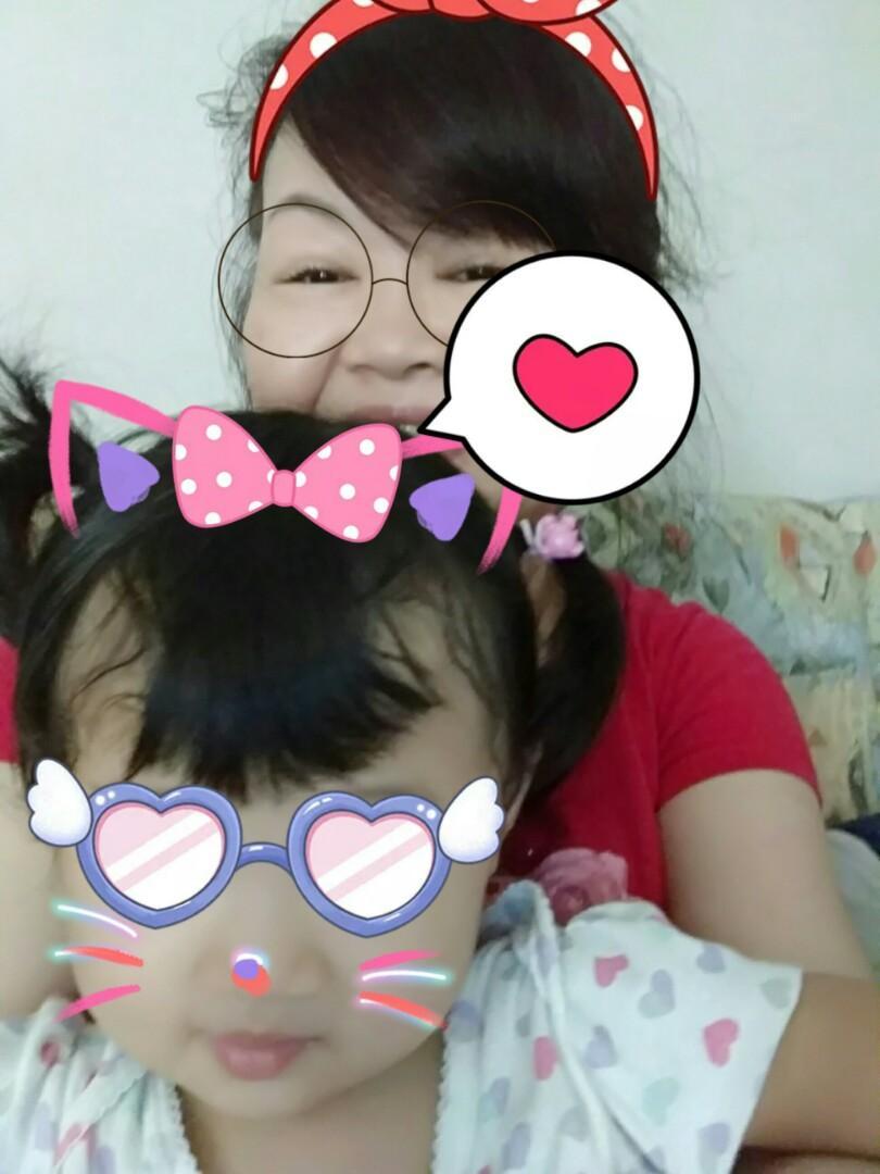 Nanny, Baby Sitter, Fullday/Ad hoc Baby Sitter At Telok Blangah
