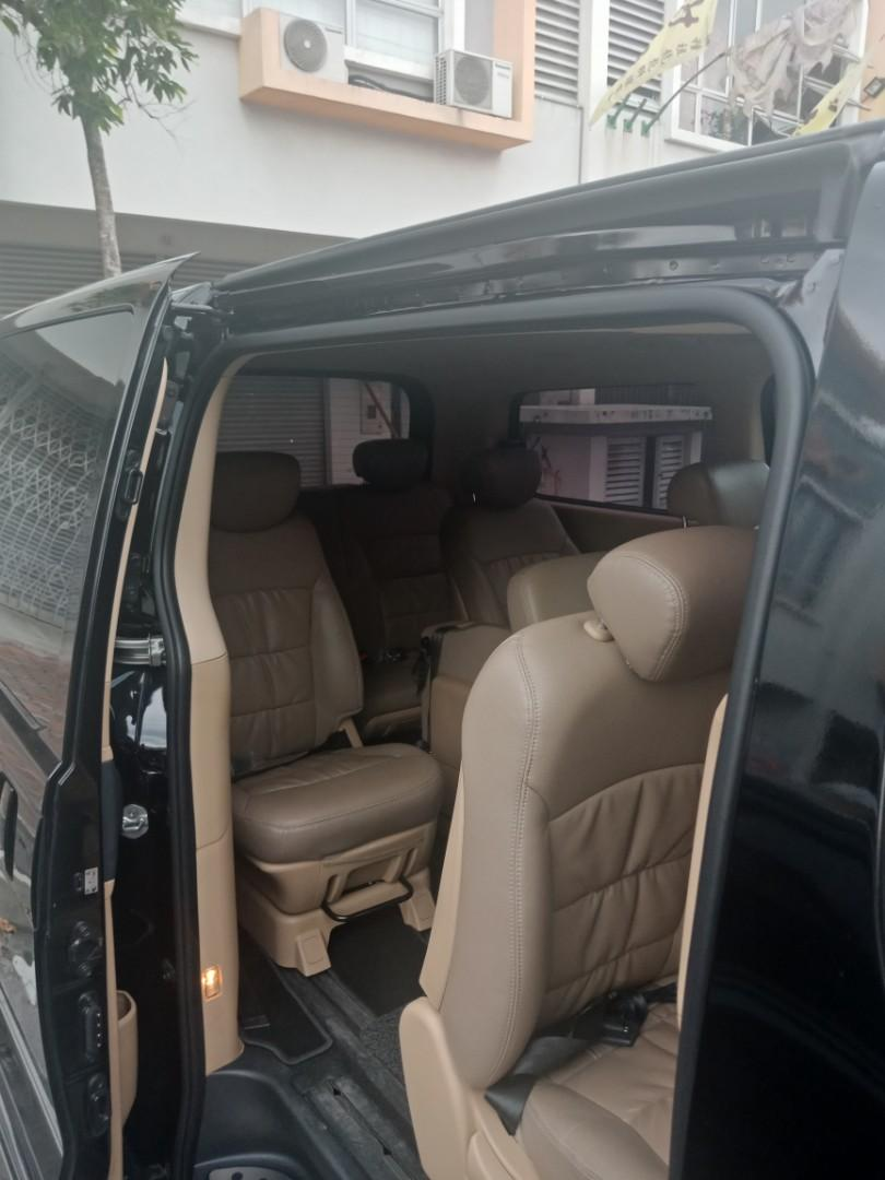 New Starex Royale 2.5(A) MPV Sewa Murah Selangor KL