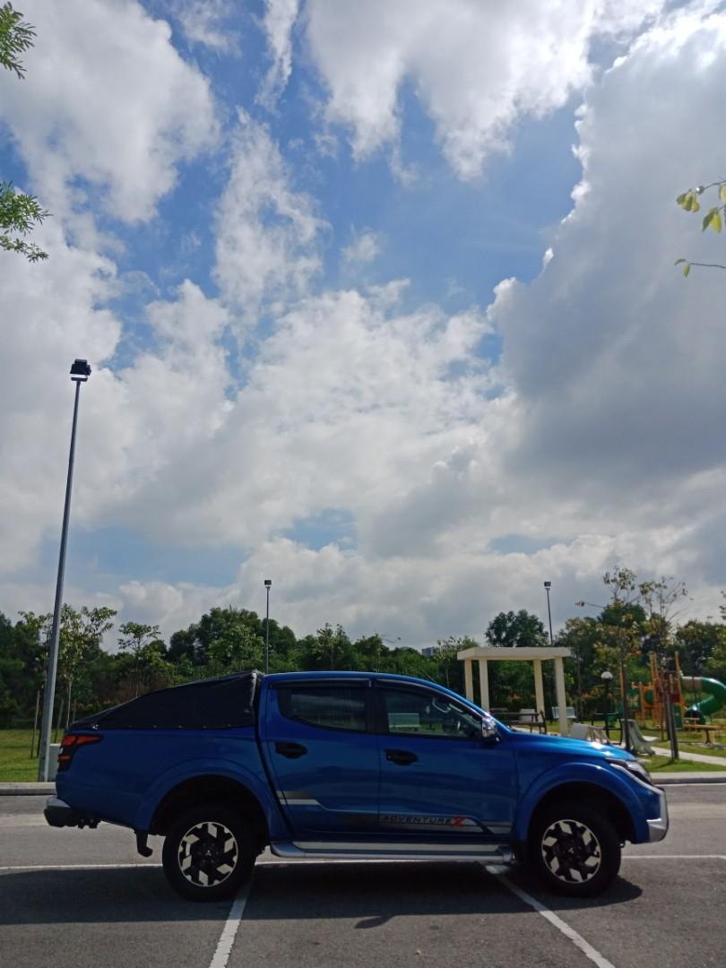 New Triton 2.5(A) 4x4 Pickup Truck Sewa Selangor KL