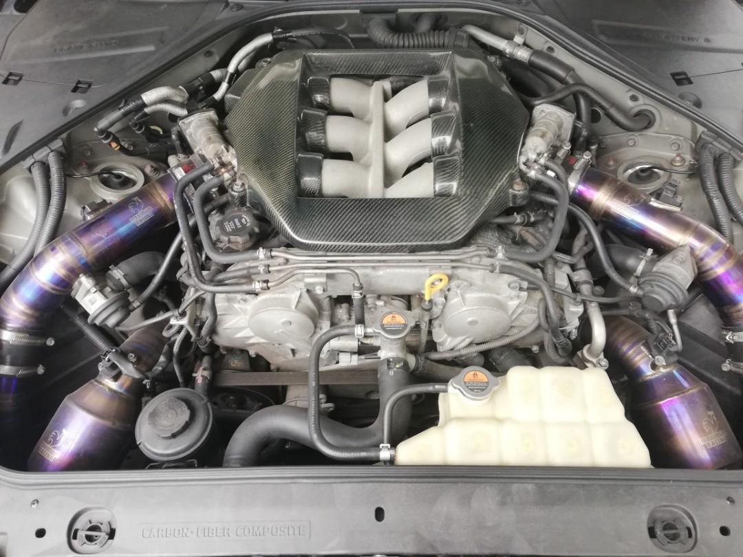 Nissan GT-R 3.8 (A)