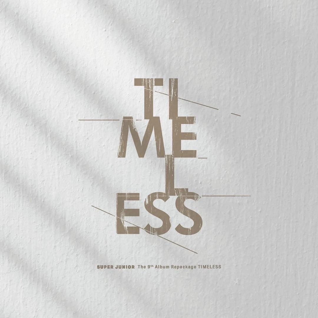 Pre-Order - SUPER JUNIOR The 9th Album Repackage 'TIMELESS'