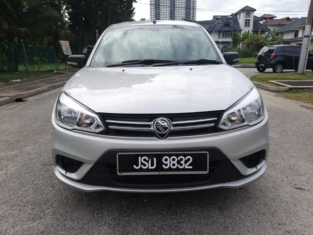 Saga 1.3L CVT Auto 2017
