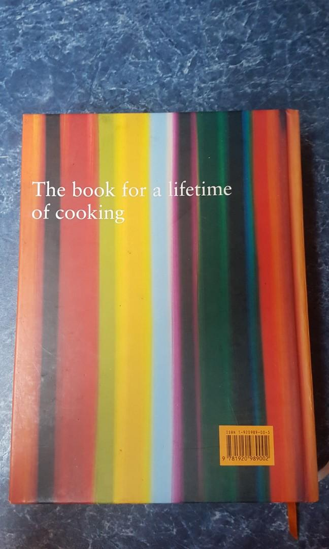 Stephanie Alexander Cooks Companion Cookbook Australian