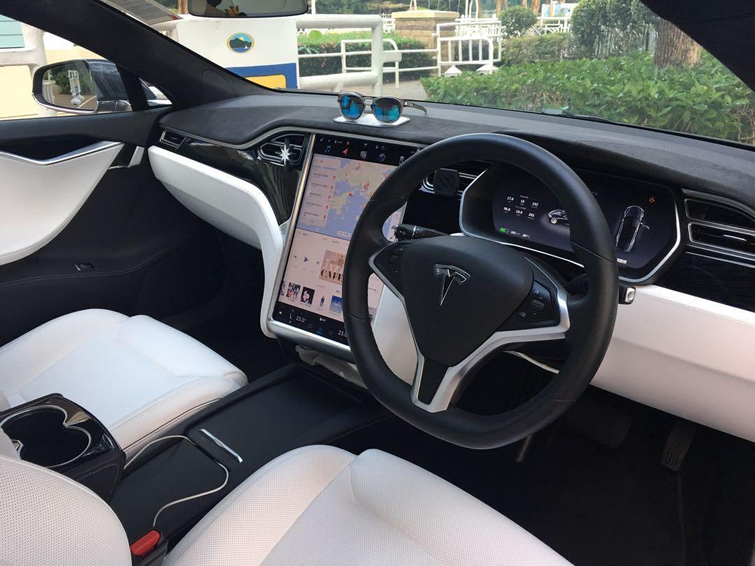 Tesla Model S 75 Auto
