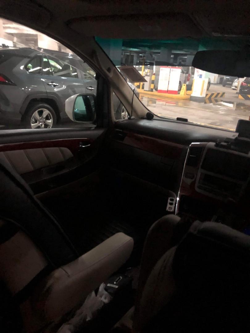 Toyota Alphard 2.4 G (A)
