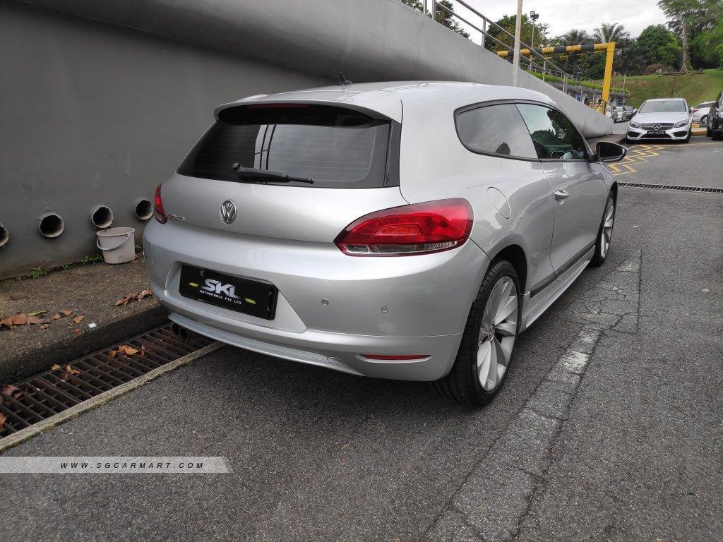Volkswagen Scirocco GT 2.0 TSI Auto