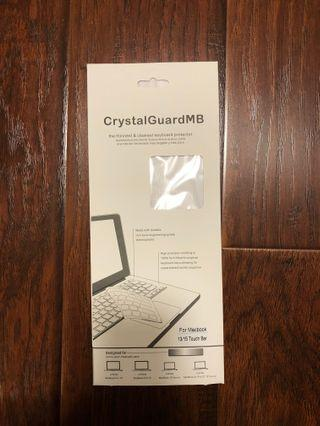 MacBook Pro 13/15inch with Touch Bar keyboard cover