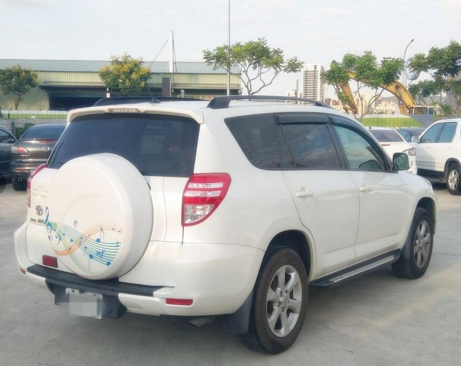 08年Toyota RAV4