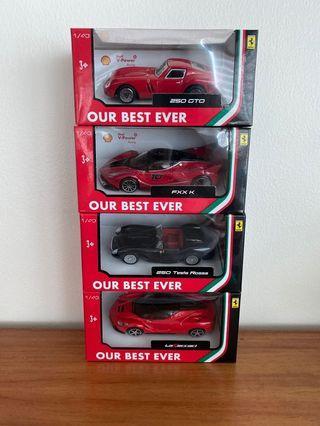 Ferrari Car Figurine/Toy