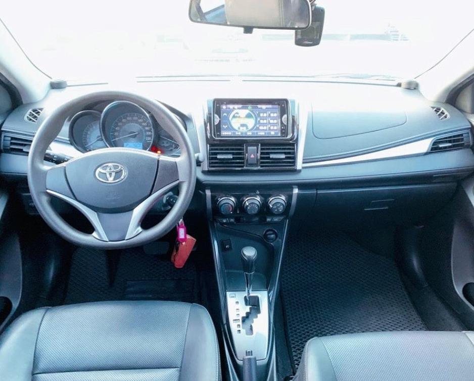 15年Toyota Vios E 八大行業、無薪轉、無勞保、信用瑕疵、皆可全額貸