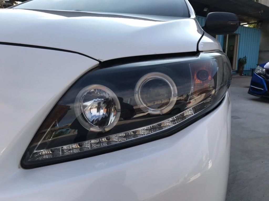 2010 Toyota Altis 1.8 改裝品超多 順暢好開 便宜代步!