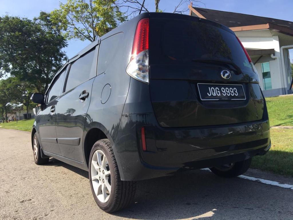 2014 Perodua ALZA 1.5 EZ (A) B/L LOAN KEDAI DP 2-5k