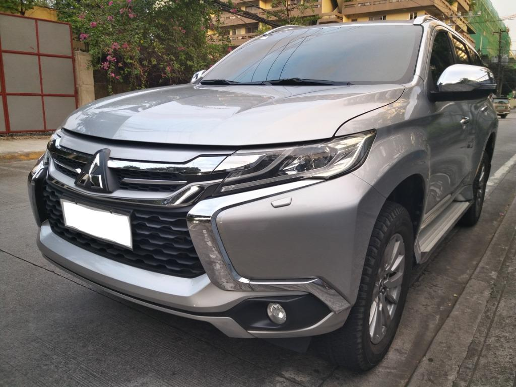 2017 Mitsubishi Montero Sport Gls 4x4 Manual Cars For Sale Used Cars On Carousell