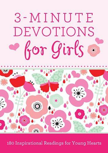 3-Minute Devotions for Girls | OMF Hiyas | English | Children's Book