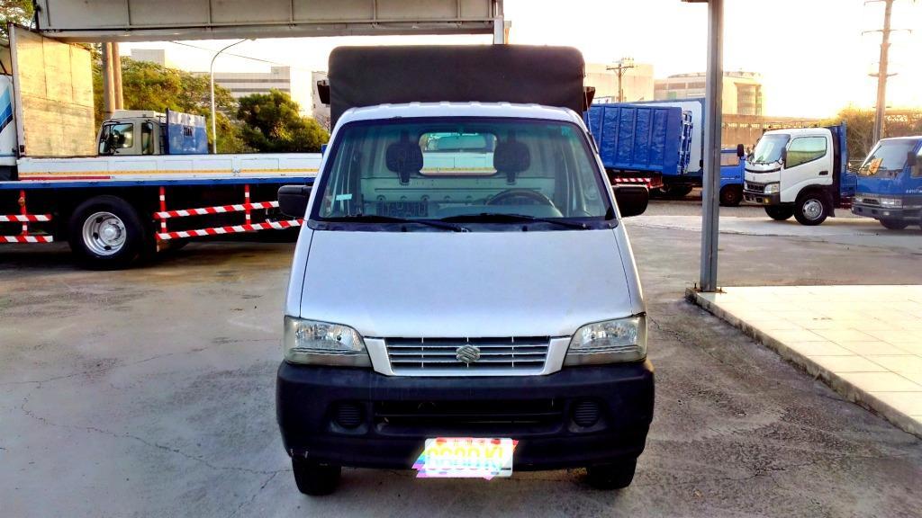 一手車 2005年 1.3 銀色 CARRY 實跑9.3萬公里 馬上發手排木斗篷式貨車