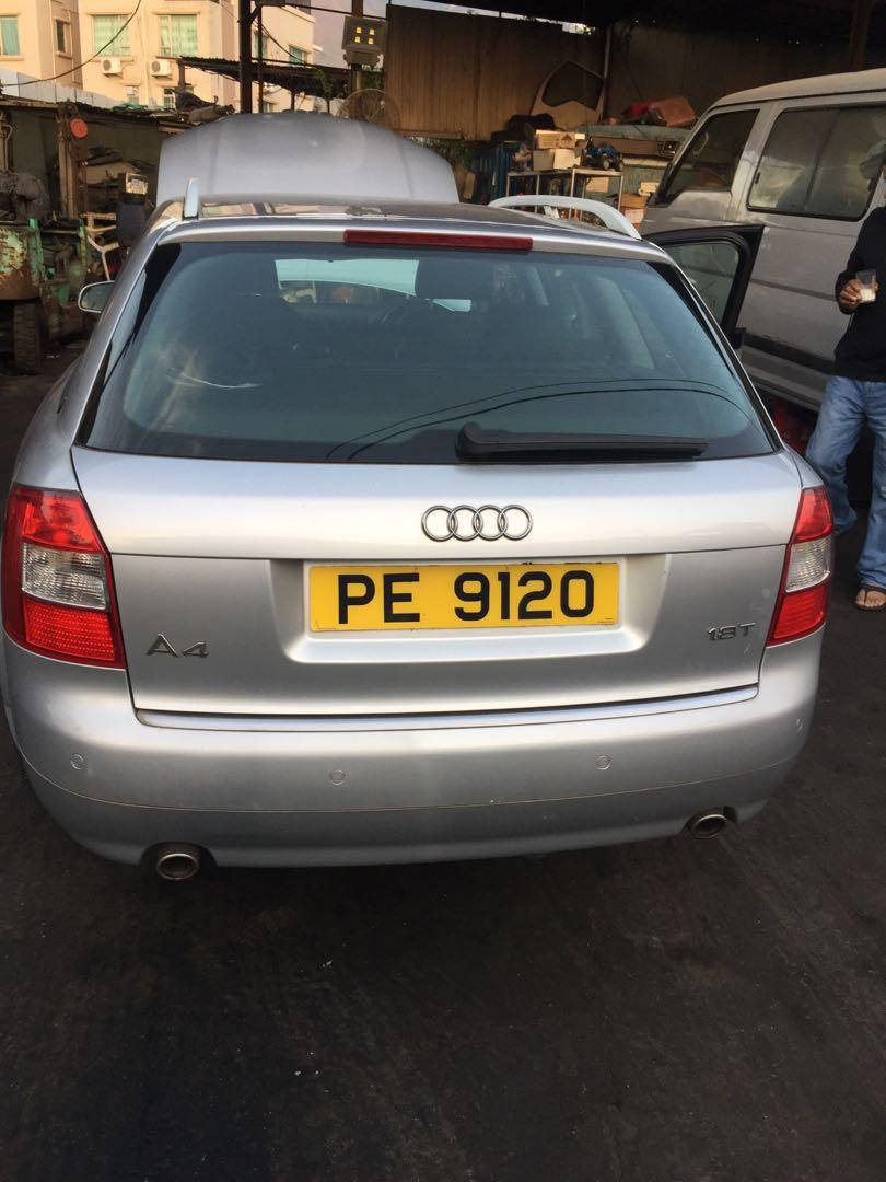 Audi A4 1.8  Auto