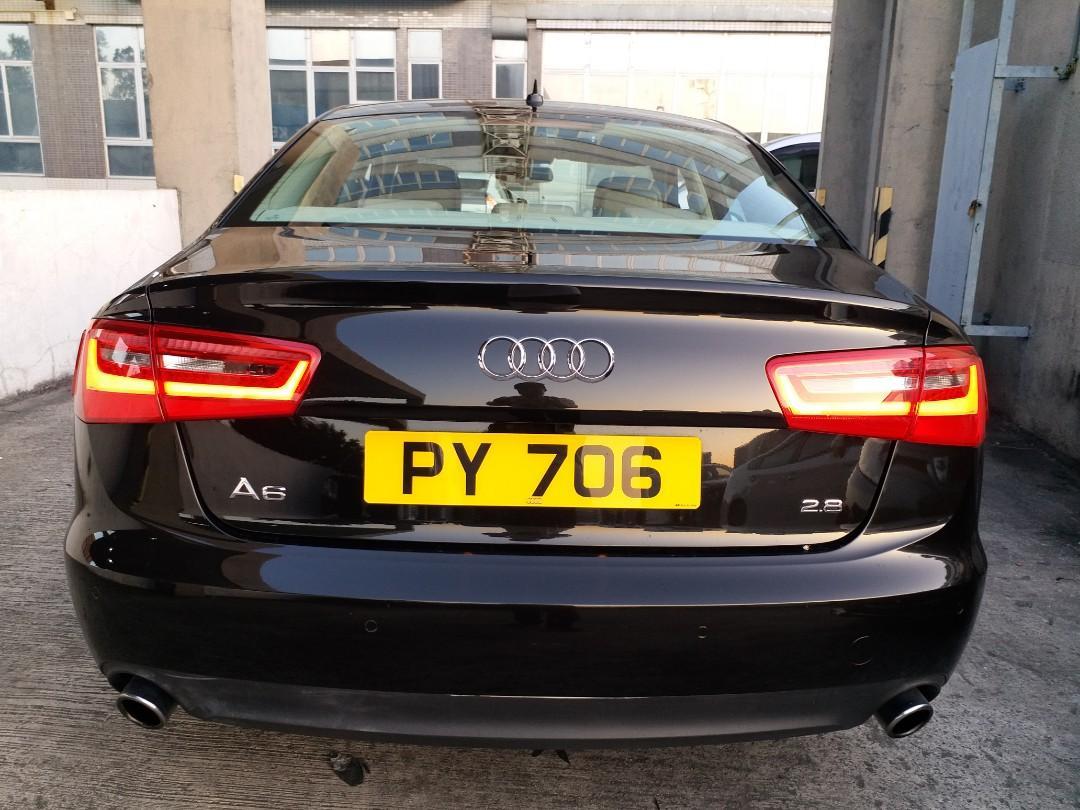 Audi A6 2.8 TFSI mu Auto