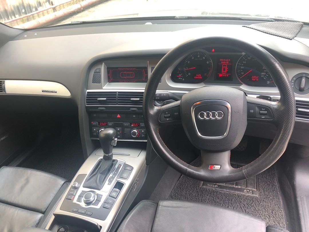 Audi A6 Sedan 3.2 quattro Auto