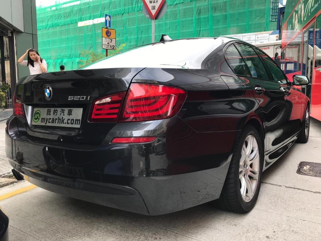 BMW 520I M SPORT EDITION Auto