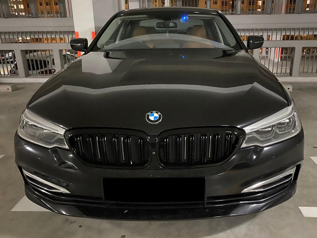 BMW 5 SERIES G30, Wedding Car with Driver, Airport Transfer, Dates, Special Occasions, Etc.