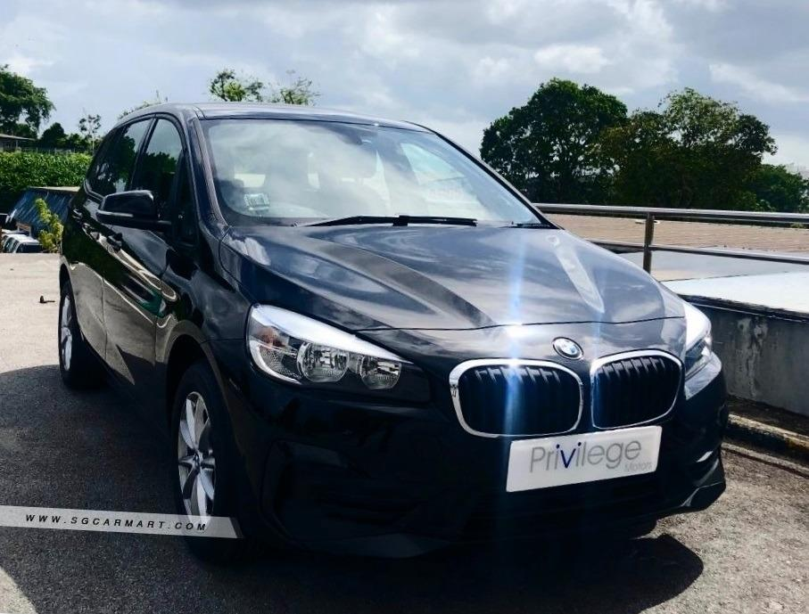 BMW BMW 2 Series 216i Gran Tourer BMW 2 Series 216i Gran Tourer Auto
