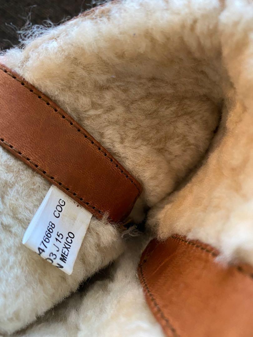 "Brand new FRYE ""Celia"" Short Shearling Boots: size 7"