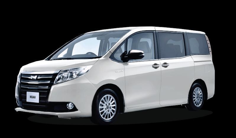 [BRAND NEW] Toyota Noah Hybrid Car For Rent