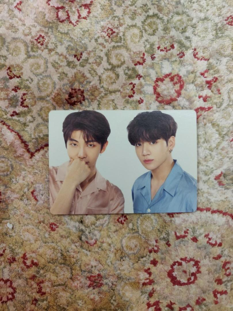 [WTS] BTS Love Yourself Tour Official Photocard PC