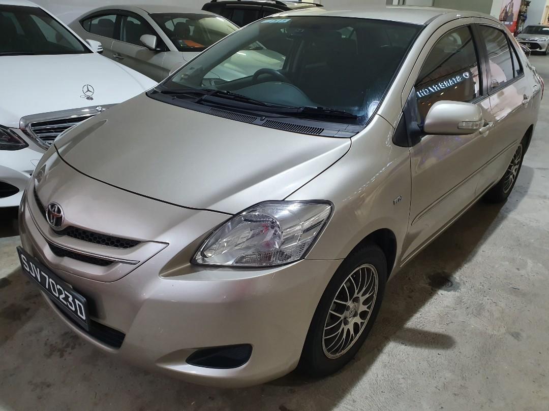 Cheapest!!! Toyota Vios  1.5A - Grab / Go-Jek / Personal Usage Rental