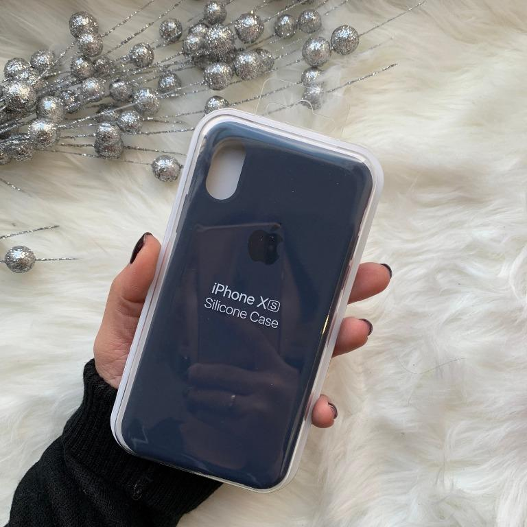 DON'T MISS!! Apple iPhone X and XS Official Genuine Silicone Case in Retail Box