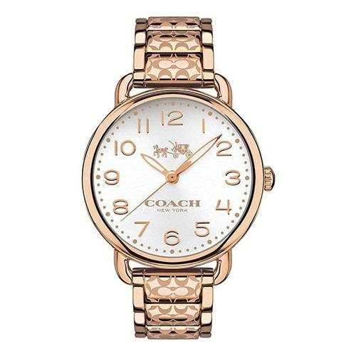 Free Shipping Authentic Original Coach Women's Delancey Collections Watch