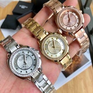 Free Shipping Original Classic inlaid diamonds British women's watch full package