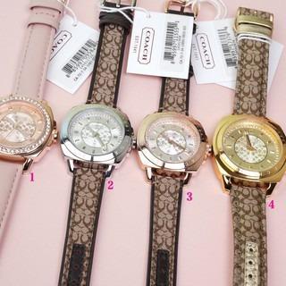 Free Shipping Original Ladies Watch Full Leather StrapQuartz Women's Watch Classic Design