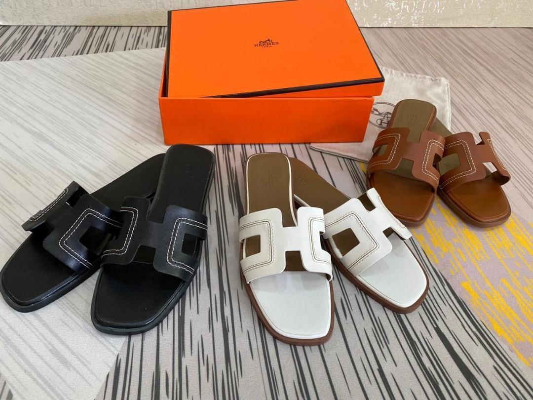 Hermes Sandal H191, MIRRORQUALITY, Seasonal Items, 35-40  H  @580rb  Standar Size : 35=22.5cm 36=23cm 37=23.5cm 38=24cm 39=24.5cm 40=25cm