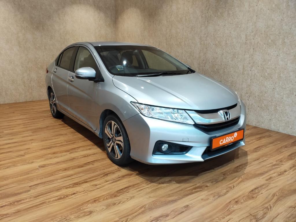Honda City 1.5 SV Auto