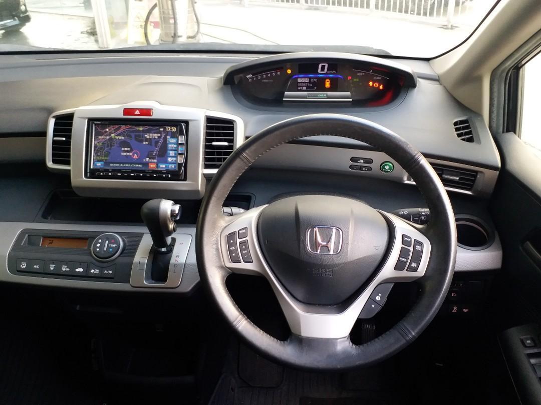 Honda Freed 1.5 Hybrid Auto