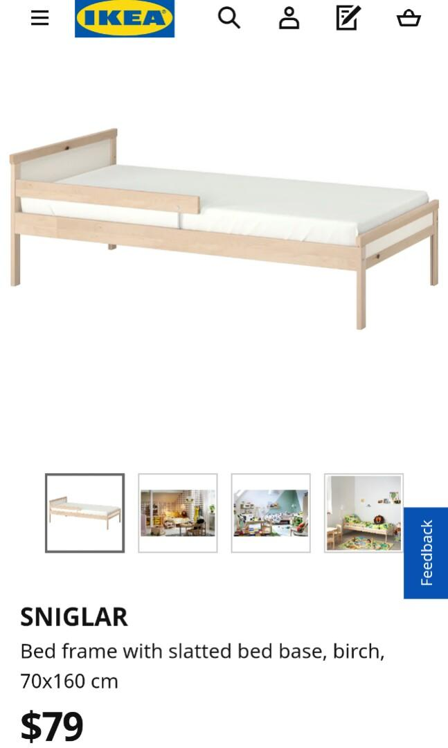 Ikea Kids Bed Furniture Others On Carousell