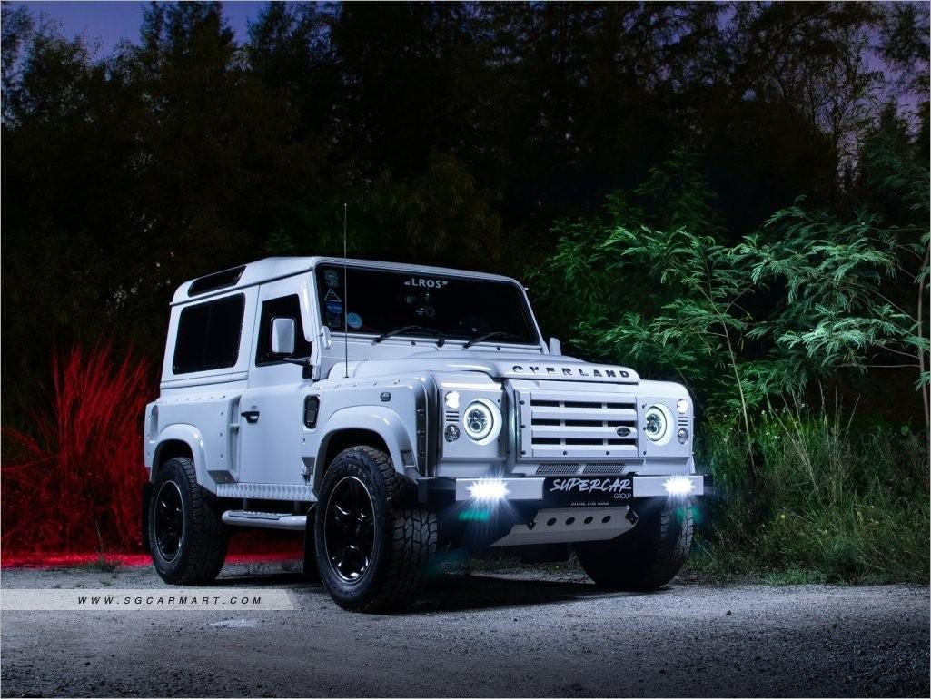 Land Rover Defender 90 Manual