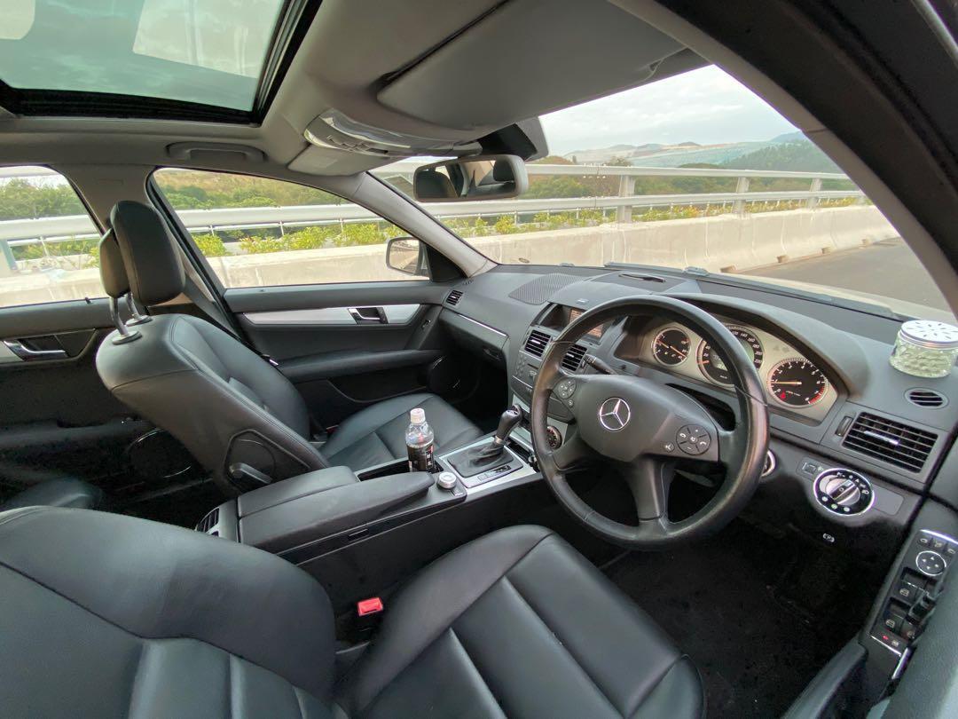Mercedes-Benz C200 Avantgarde (A)