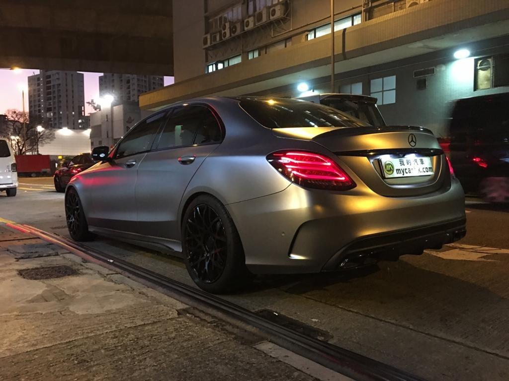 Mercedes-Benz C220D AMG Auto