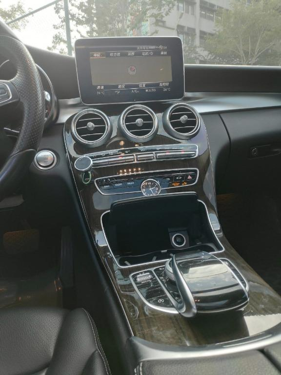 Mercedes-Benz C-Class Sedan C300 2015款 自排 2.0L