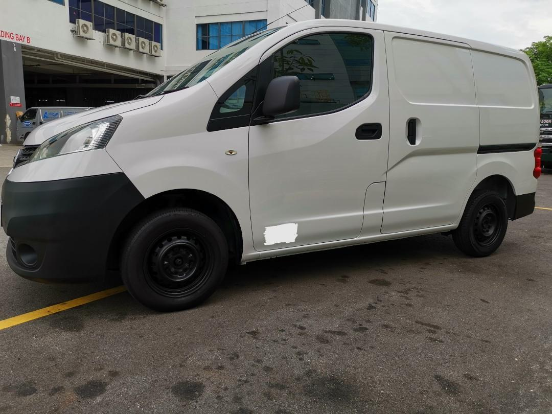 CHEAP RENTAL NISSAN NV200 1.5M VAN FOR LONG TERM RENTAL! 3 MONTHS FOR $1200 MONTHLY!!!!
