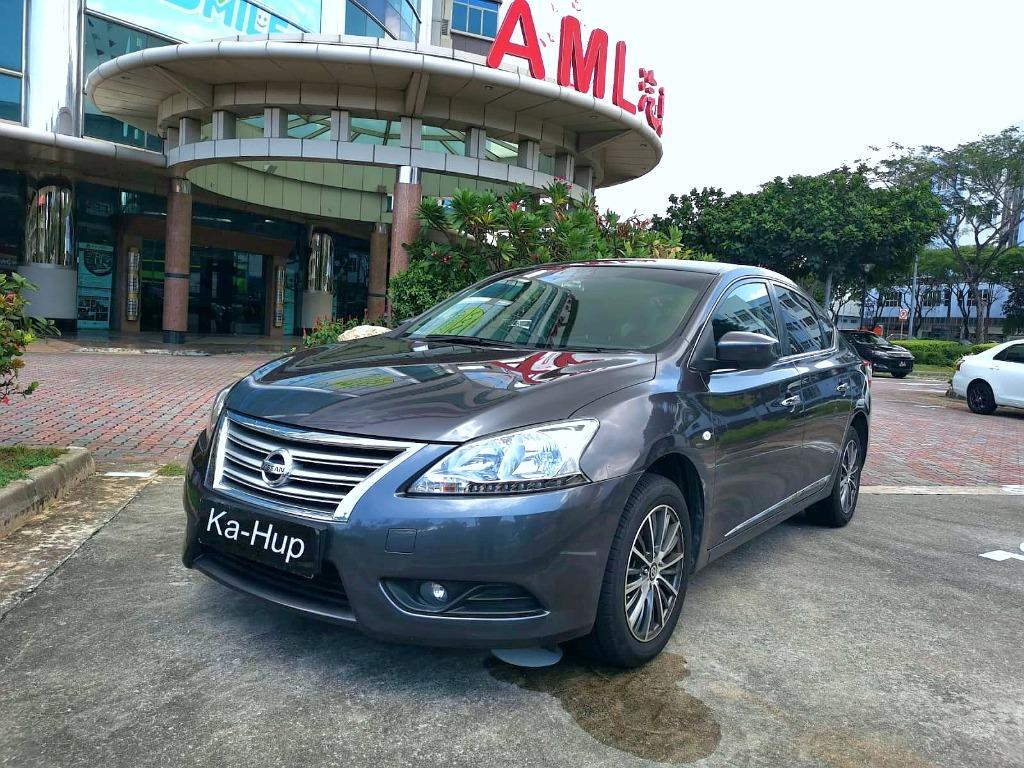 Nissan Sylphy 1.6 Premium (A)
