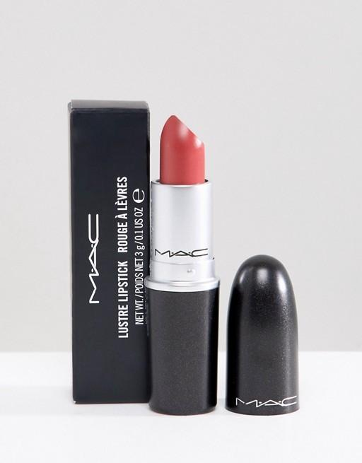 See Sheer Authentic Mac 520 Lustre Lipstick Rouge À Lèvres