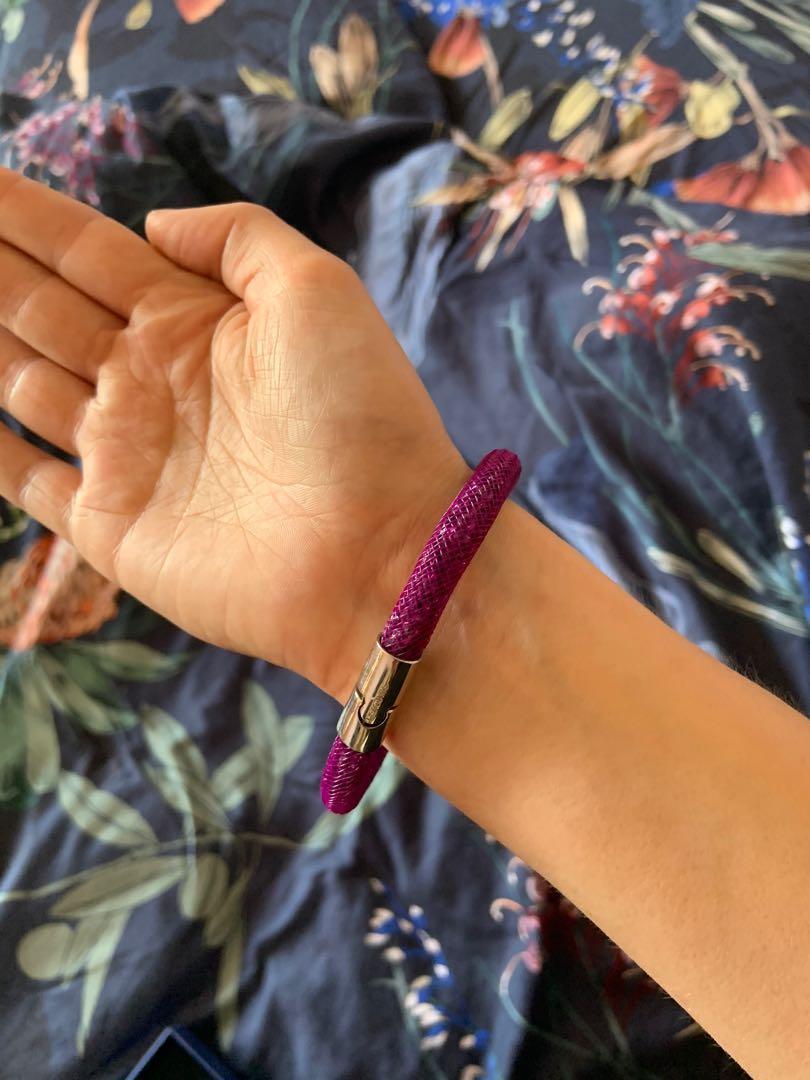 Swarovski bracelet immaculate $38 including shipping
