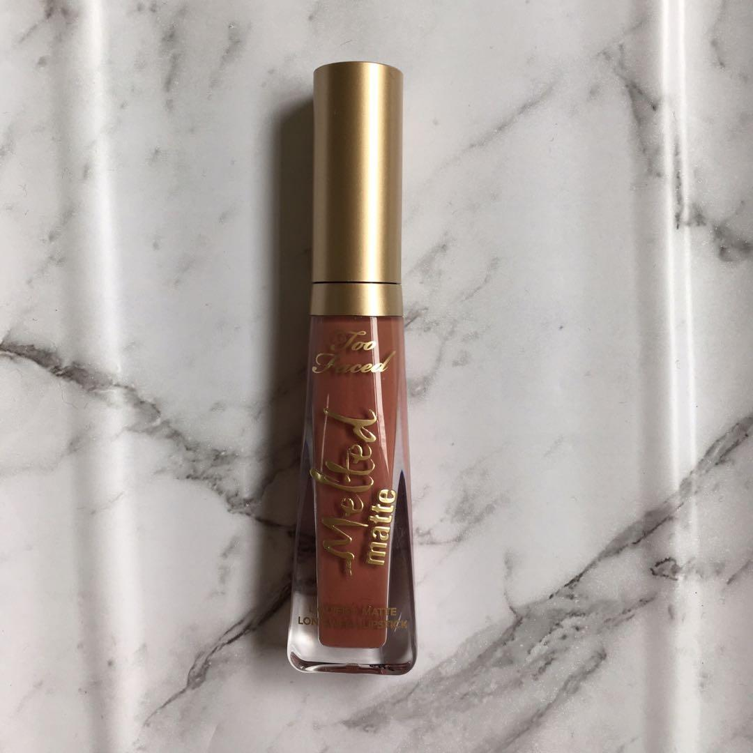 Too Faced Melted Liquified Long Wear Matte Lipstick