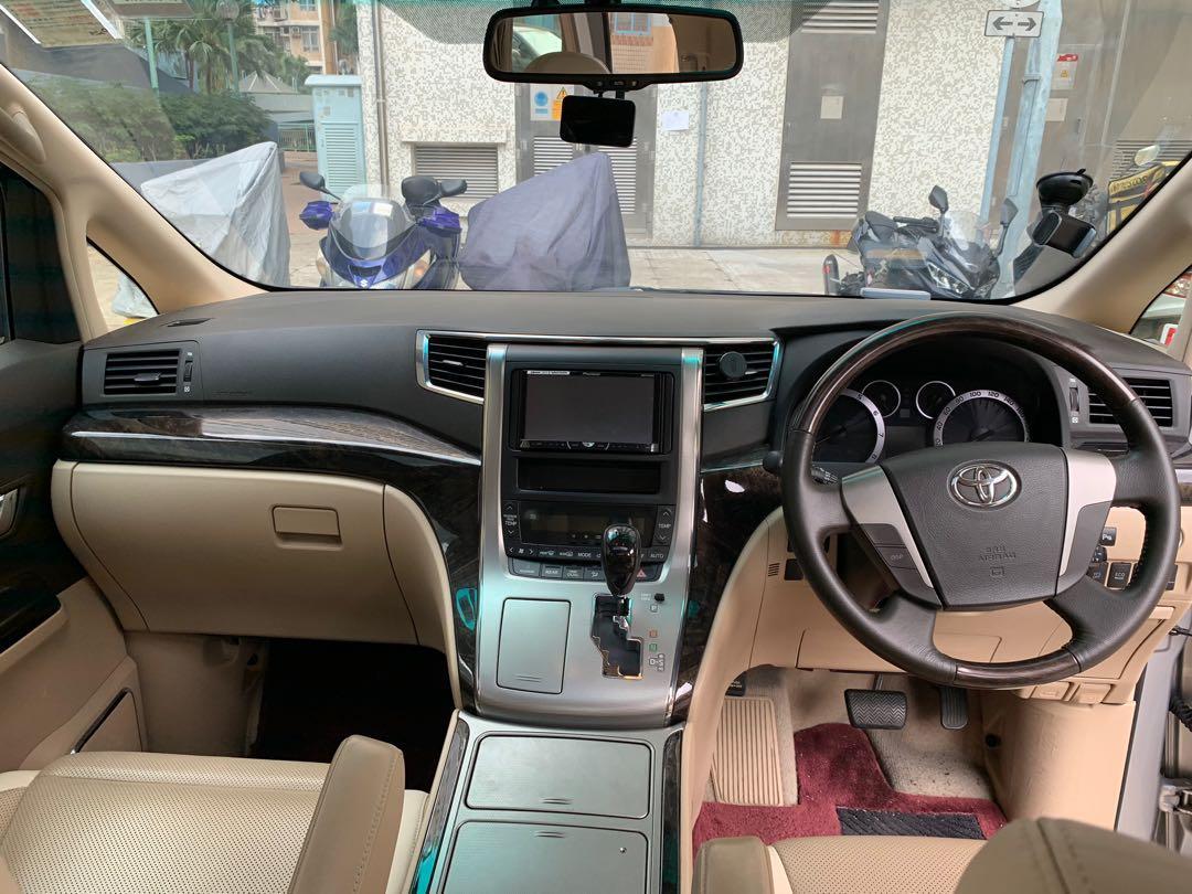 Toyota Alphard 3.5 First Cladd edition Auto